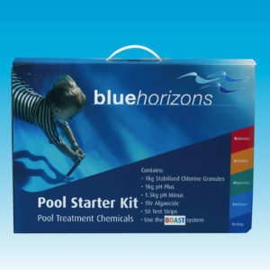 Above Ground Pool Chemical Kit - Chlorine