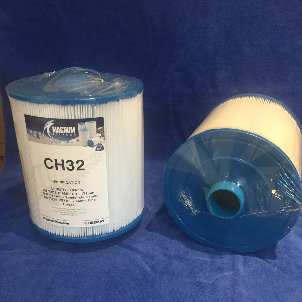 CH32 Filter - Hot Tub Doctor Ireland - Hot Tub Repairs, Spares ...