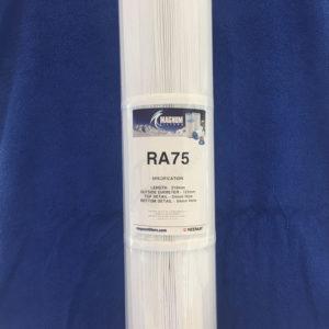 RA75 Filter