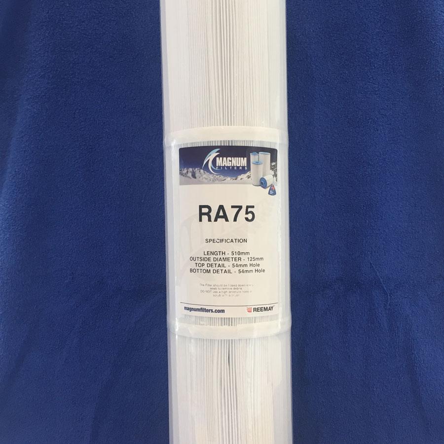 RA75 Filter - Hot Tub Doctor Ireland - Hot Tub Repairs, Spares ...