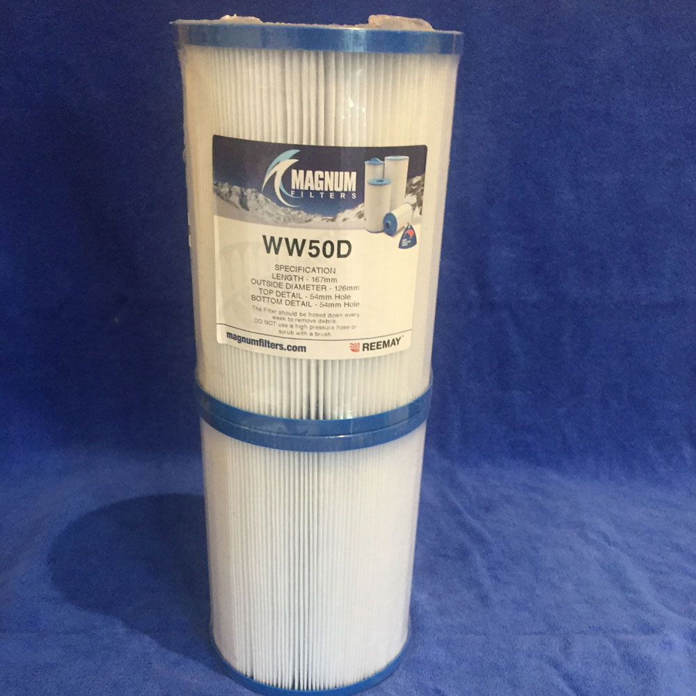WW50D Filter - Hot Tub Doctor Ireland - Hot Tub Repairs, Spares ...