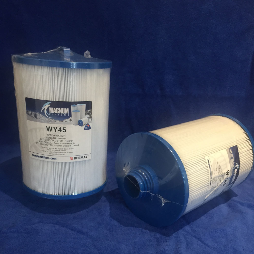 WY45 Filter - Hot Tub Doctor Ireland - Hot Tub Repairs, Spares ...
