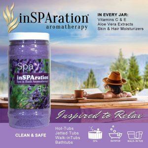 InSPAration Aromatherapy - Lavender (553g)
